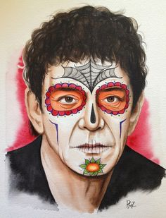 In Memory of Lou Reed | Patrushka