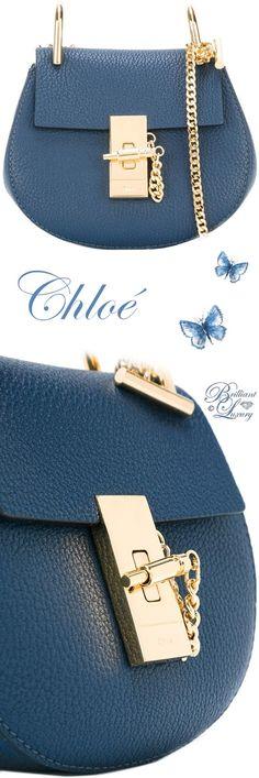 Brilliant Luxury by Emmy DE ♦ Chloé Nano Drew Crossbody Bag