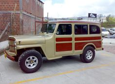 1962 Willys Station Wagon - Photo submitted by Alfonso Gutierrez.
