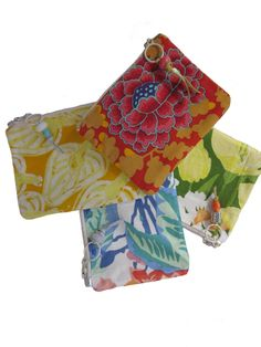 Zippered Pouch by GAIA from How Bazaar??