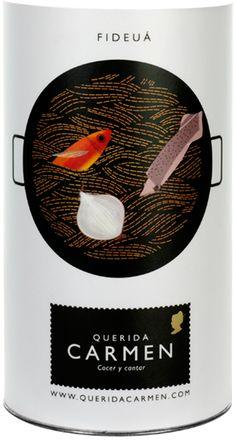 Lovely packaging from Querida Carmen.