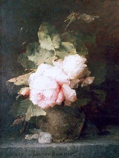 Roosenboom Margaretha. Pink roses
