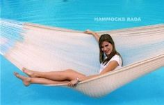 Hammocks Rada Handmade Yucatan Hammock Matrimonial Size Natural Color Price: $99.99 Sale: $63.99 & FREE Shipping. You Save: $36.00 (36%)       Highest quality, most comfortable hammocks available today     Our artisan-crafted hammock envelops your body for ultimate comfort.     Our Rada Hammocks are hand-woven for years of durability.     Beautiful natural beige color     Great for naps, siestas or even all night!