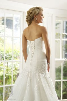 Love the lace up backs