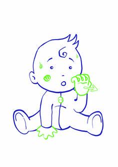 CHAUD Lfs langue des signe bébé
