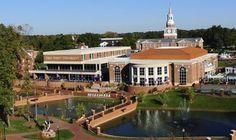 High Point University Slane Center is Named No. 1 in Nation
