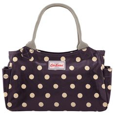 Button Spot Day Bag | Cath Kidston |