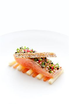 Richard Haughton #plating #presentation