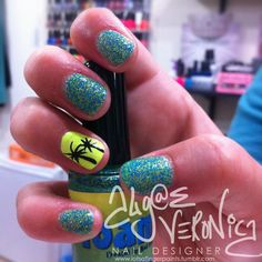 Summer time FLOAM nails!