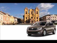 Inchirieri auto Dacia Logan 2018 preturi de la 19 € - West Rent a Car Ti. Dacia Logan, Car, Automobile, Autos, Cars