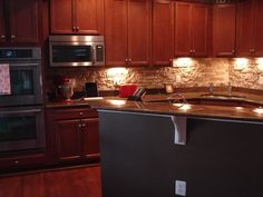 If you're looking for ideas on a new backsplash for your kitchen counter area or are picking out a backsplash...  Read more »
