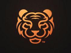 Tigers designed by KHISNEN 💀. Tiger Images, Tiger Logo, Sports Team Logos, Tiger Design, Anime Tattoos, Graphic Design Branding, Animal Logo, Animal Jewelry, Logo Design Inspiration