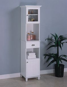 Plain White Bathroom Storage Cabinets Cabinet M To Ideas