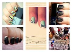 The coolest NAIL ART tutorials and ideas!