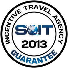 """Stowarzyszenie Organizatorów Incentive Travel przyznało nam """"Incentive Travel Agency Guarantee"""" na rok 2013"""