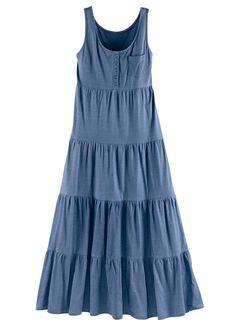 Shirtjurk - Doubt Tutorial and Ideas Modest Dresses, Simple Dresses, Beautiful Dresses, Casual Dresses, Summer Dresses, Simple Dress Casual, Denim Fashion, Boho Fashion, Fashion Dresses