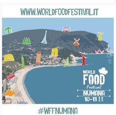manca poco al World food Festival! Il 10 e 11 Giugno a Numana si potranno assaggiare i vari i piatti tipici del mondo! #hotelalexander