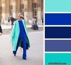 Moda y Estilo: Cómo combinar los colores para crear un look perfecto