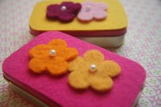 Fun party craft for girls.