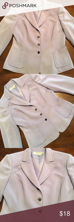 TAHARI BLAZER Worn one time. Like new, in mint condition. 100% polyester. Tahari Jackets & Coats Blazers