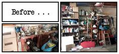 The Many Labours of a Professional Organiser: Garage Grime, Clutter Crime