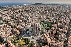 #Barcelona is waiting for you. A city full of possibilities of leisure!  More info: www.avexperience.es  #Travel #Spain