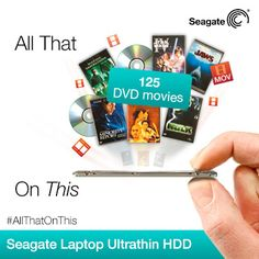 Seagate Laptop Ultra Thin