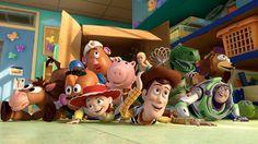 Toy Story crew