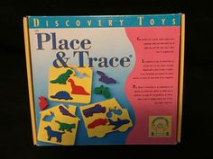 Place & Trace by Discovery Toys