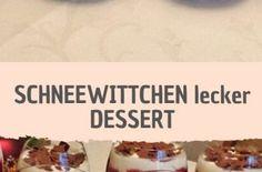 Donauwellen LECKERE Muffins - Rezepte Food And Drink, Beef, Fitness, Peach, Meat, Steak