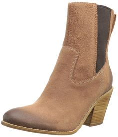 Cole Haan Women's Graham Short Boot,Sequoia Suede,7 B US