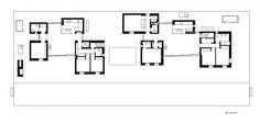 Casa A+B / buerger katsota architects,Planta Baja