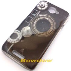 Retro Old Looking Camera Style Back Hard Case Cover for HTC One S   eBay
