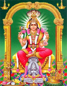 Devi Karumariamman | Free Hindu God-Goddess Wallpapers, Photos Images Download