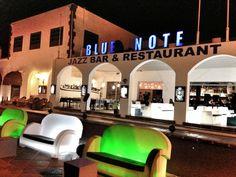 The Blue Note. Playa Blanca Lanzarote.