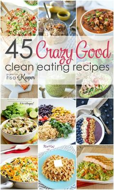 Clean Eating Dinner Recipes Tilapia Recipe– 3 Boys and a Dog Simply Roasted Beets-Food Done Light Lemon Garlic Herb Crusted Salmon– My Natural Family Zesty Lime Shrimp and Avocado Salad– Skinny Taste Butternut Squash Noodles Tex Mex Style – iFOODreal Garlic Rubbed Roasted Cabbage Steaks– Everyday Maven Spiralized Raw Zucchini Salad with Avocado and Edamame– …