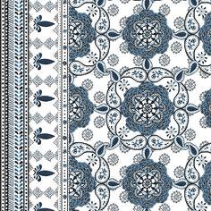 64 Best Deep Blue: Custom Printed Fabrics images in 2019