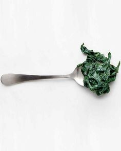 Creamed Swiss chard is a simple variation on classic creamed spinach. Don