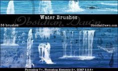 25+ Water Effect Photoshop Tutorials and Brushes - Hongkiat