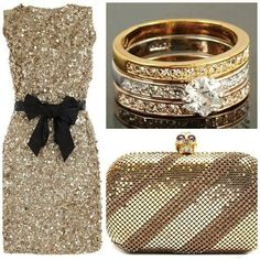 Glitter outfit