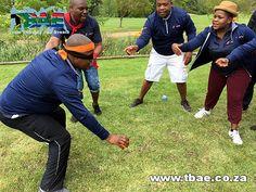 Blindfolded Team Building