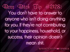 boss bitch tip