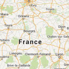 Physical Map Of France Ezilon Maps Michaelsusanno C M A P S - France physical map