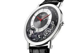 Watches by SJX: Piaget Announces The Unique Altiplano 900P Ultra-T...