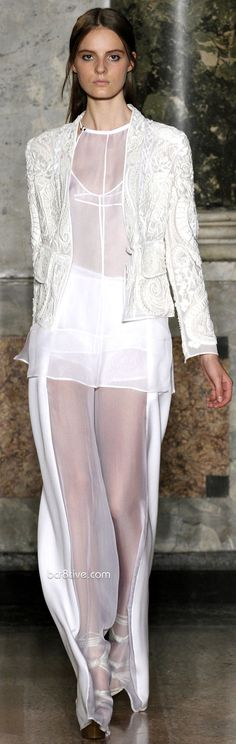 Emilio Pucci Spring Summer 2013 Ready-To-Wear Collection