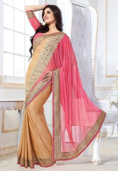 Looking for latest designer party wear sarees or traditional party wear sarees? Shop online from the party saree collection at Utsav Fashion for fancy party sarees. Lehenga Style Saree, Saree Look, Lehenga Choli, Saree Blouse, Sari, Party Wear Sarees Online, Party Sarees, Latest Saree Trends, Indian Designer Sarees
