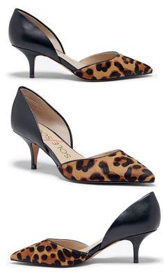 d'Orsay mid heel