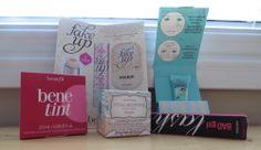 Topbox January 2014 / Benefit Cosmetics Samples
