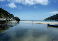 Brazil beaches: Bonete beach in Brazil