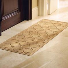 Low Profile Trellis Microfibers ® Door Mat